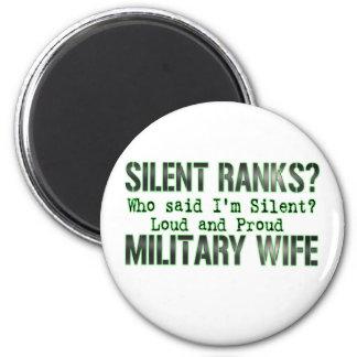 silent ranks magnet
