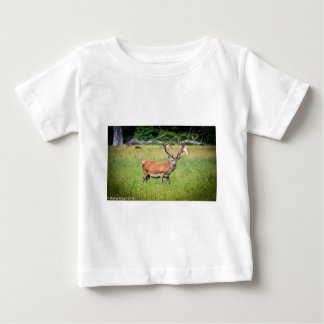 Silent Stag Baby T-Shirt