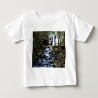 silent stream in forest baby T-Shirt