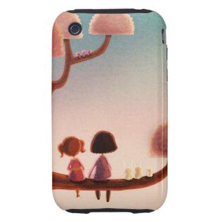 Silent sunlight iphone case iPhone 3 tough case
