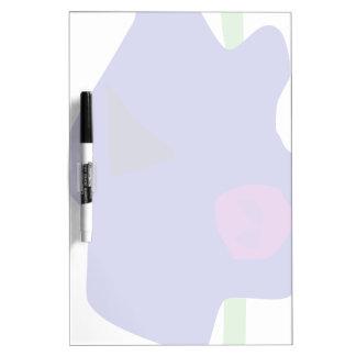 Silent Talk Dry Erase Board