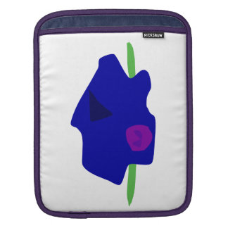 Silent Talk iPad Sleeve