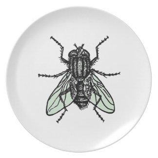 Silent Wallpaper Plate