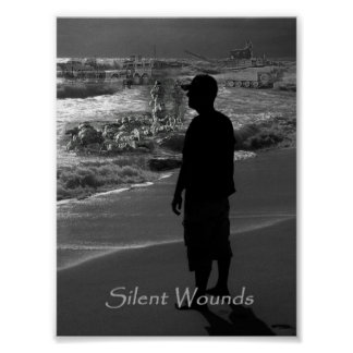 Silent Wounds Poster