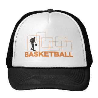 Silhouette Basketball T-shirts and Gifts Cap