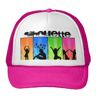 silhouette dancers cap