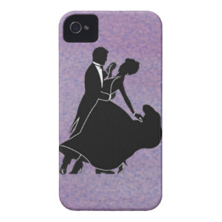 Silhouette Dancers iPhone 4 Case-Mate Cases