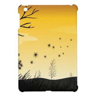 Silhouette Field iPad Mini Covers