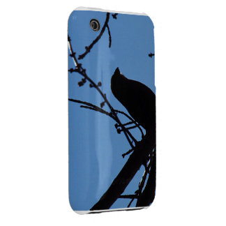 Silhouette of Bird - Casemate Case iPhone 3 Case-Mate Case