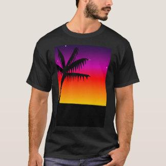 Silhouette palm tree T-Shirt