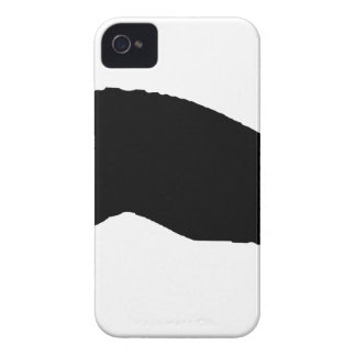 Silhouette Rabbit iPhone 4 Covers