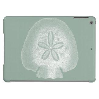 Silhouette Sand Dollar iPad Air Cases
