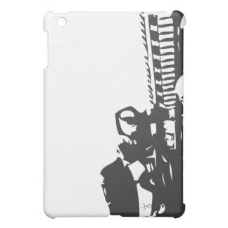 Silhouette Solider iPad Mini Covers