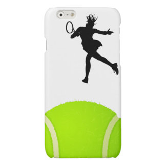 Silhouette Tennis Player