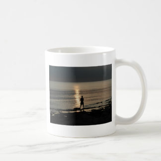 Silhouette with sparkle coffee mugs