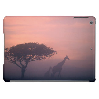 Silhouettes Of Giraffes Case For iPad Air