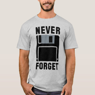 Silicon Valley - Never Forget (Erlich's Shirt) T-Shirt