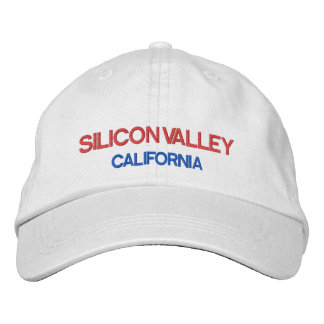 Silicone Valley*-Hut Silicon Valley has Embroidered Hat