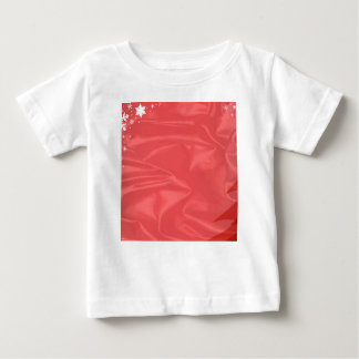Silk Christmas Card Baby T-Shirt