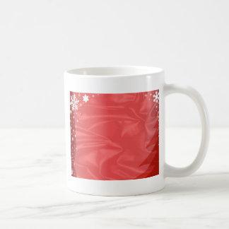 Silk Christmas Card Coffee Mug