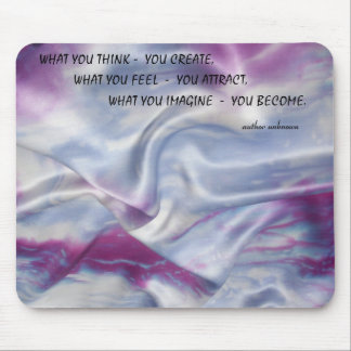silk creations  luscious lilac mouse pad