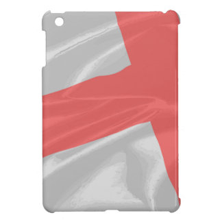 Silk Flag of Saint George iPad Mini Covers