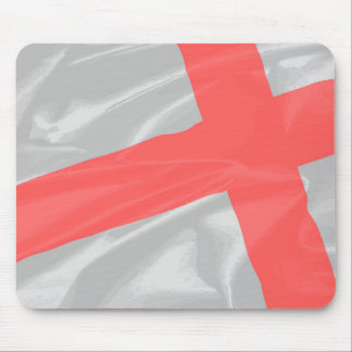 Silk Flag of Saint George Mouse Pad