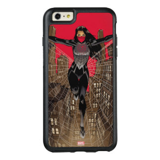 Silk In Web OtterBox iPhone 6/6s Plus Case