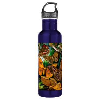 Silk Moth 710 Ml Water Bottle