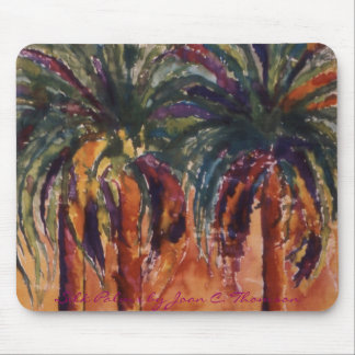 Silk Palms Mousepad