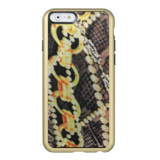 Silk, Pearls and Chains Print Incipio Feather® Shine iPhone 6 Case