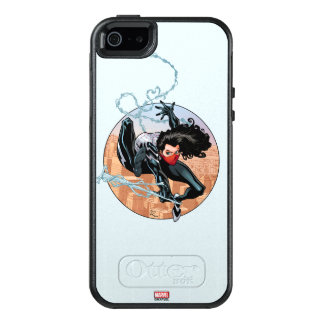 Silk Webslinging OtterBox iPhone 5/5s/SE Case