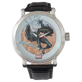 Silk Webslinging Watch