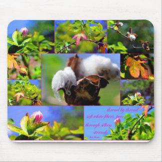 Silken Strands Mouse Pad