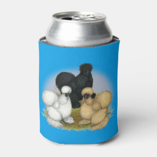 Silkie Trio Can Cooler