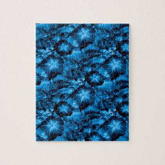 Silky Blue... Jigsaw Puzzle