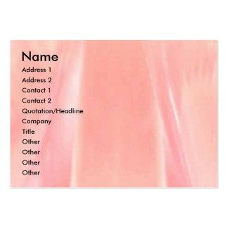 Silky Rose Petal Business Card Templates