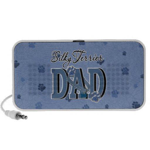 Silky Terrier DAD Speaker System