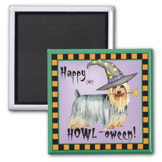 Silky Witch Square Magnet