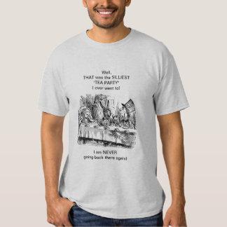 Silliest Tea Party T Shirt