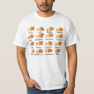 Silly Buffaloes T-Shirt