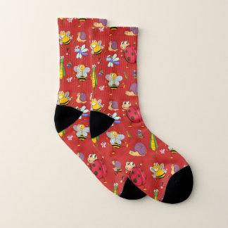 Silly Bug Socks