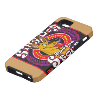 Silly Dog Bourbon Stout Beer iPhone 5 Covers