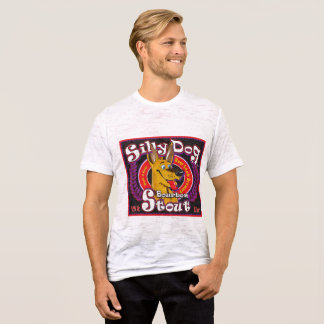Silly Dog Bourbon Stout Beer T-Shirt