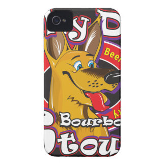 Silly Dog Bourbon Stout iPhone 4 Cases