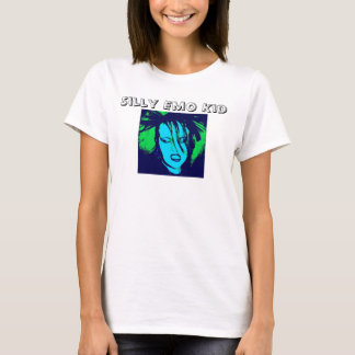 Silly Emo Kid T-Shirt