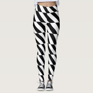 silly eyes leggings