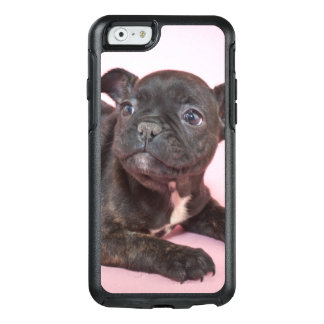 Silly French Bulldog Puppy Ready To Play OtterBox iPhone 6/6s Case