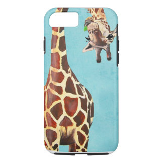 Silly Giraffe iPhone 7 Case