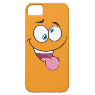 Silly Goofy Square Emoji iPhone 5 Covers
